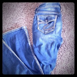 Silver tuesday Jean's